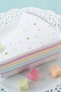NEW! Cake Slice Favo